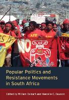 Popular Politics and Resistance Movements in South Africa (Paperback)