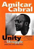 Amilcar Cabral: Unity and struggle: Speeches and writings (Paperback)