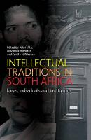 Intellectual traditions in South Africa: Ideas, individuals and institutions (Paperback)