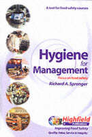 Hygiene for Management: Text for Food Hygiene Courses (Paperback)