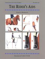 The Rider's Aids - Threshold Picture Guide No. 20 (Paperback)