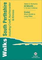 Walks South Perthshire - Hallewell Pocket Walking Guides (Paperback)