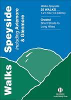 Walks Speyside - Hallewell Pocket Walking Guides (Paperback)