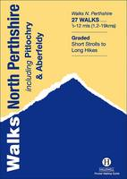 Walks North Perthshire - Hallewell Pocket Walking Guides (Paperback)