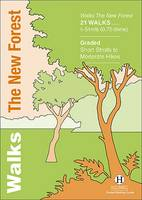Walks the New Forest - Hallewell Pocket Walking Guides (Paperback)