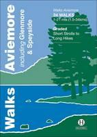 Walks Aviemore: Including Glenmore & Speyside - Hallewell Pocket Walking Guides 16 (Paperback)
