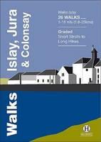 Walks Islay, Jura & Colonsay - Hallewell Pocket Walking Guides 24 (Paperback)