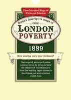 London Poverty Maps 1889 (Sheet map, folded)
