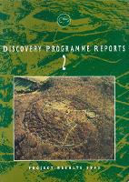 Discovery Programme Reports: No. 2: Project Results 1993 - Discovery Programme (Paperback)