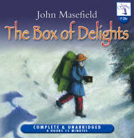 The Box of Delights: The Adventures of Kay Harker (CD-Audio)