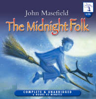 The Midnight Folk: The Adventures of Kay Harker (CD-Audio)