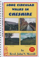 Long Circular Walks in Cheshire - Long circular walk guides (Paperback)