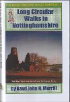 Long Circular Walks in Nottinghamshire - Long Circular Walk S. (Paperback)
