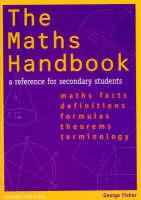 The Maths Handbook (Paperback)