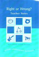 Right or Wrong Trb (Paperback)