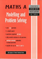 Maths C Modelling and Problem Solving (Paperback)