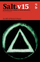 Salt: An ABC of Theory & Praxis (Paperback)