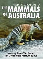 Field Companion to the Mammals of Australia (Paperback)