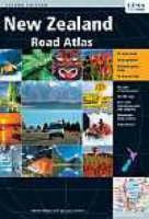 New Zealand Road Atlas (Paperback)