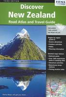 Discover New Zealand Atlas and Guide (Sheet map, folded)