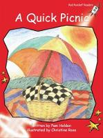 Red Rocket Readers: Early Level 1 Fiction Set A: A Quick Picnic (Paperback)