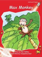 Red Rocket Readers: Early Level 1 Fiction Set A: Max Monkey (Paperback)