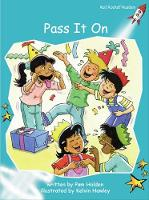 Red Rocket Readers: Fluency Level 2 Fiction Set A: Pass It On (Paperback)