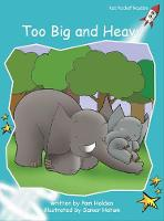 Red Rocket Readers: Fluency Level 2 Fiction Set A: Too Big and Heavy (Paperback)