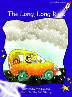 Red Rocket Readers: Fluency Level 3 Fiction Set A: The Long, Long Ride (Paperback)