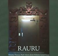Rauru: Tene Waitere, Maori Carving, Colonial History (Hardback)