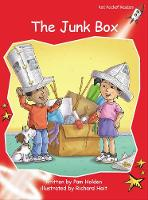 Red Rocket Readers: Early Level 1 Fiction Set B: The Junk Box (Paperback)