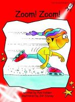 Red Rocket Readers: Early Level 1 Fiction Set B: Zoom! Zoom! (Paperback)