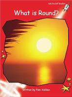Red Rocket Readers: Early Level 1 Non-Fiction Set A: What is Round? (Paperback)
