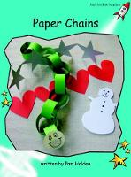 Red Rocket Readers: Fluency Level 2 Non-Fiction Set B: Paper Chains (Paperback)
