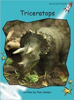 Triceratops - Fluency Level 2 Non-Fiction Set B (Paperback)