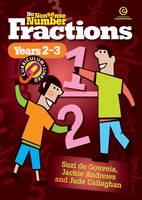 No Nonsense Number Fractions: Stages 2-4 (Paperback)