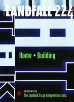 Landfall 224: Home + Building (Paperback)