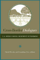 Cross-border Dialogues: U.S.-Mexico Social Movement Networking (Paperback)