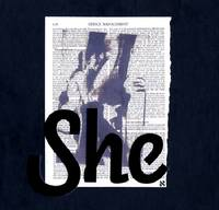 She: Images of Women by Wallace Berman and Richard Prince (Paperback)