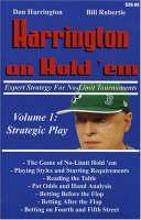 Harrington on Hold 'em: Strategic Play v. 1