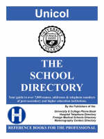 The School Directory, 2006 Edition (Paperback)