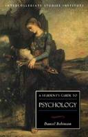 A Students Guide to Psychology (Paperback)