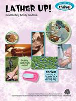 Lather Up! Hand Washing Activity Handbook (Paperback)