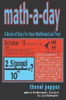 Math-A-Day: A Book of Days for Your Mathematical Year (Paperback)