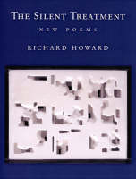The Silent Treatment: New Poems (Paperback)