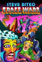 Steve Ditko: Space Wars (Paperback)