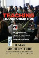 Teaching Transformation: Contributions from the January 2008 Annual Conference on Teaching for Transformation, UMass Boston (Hardback)