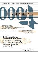 Vocabulary 4000: The 4000 Words Essential for an Educated Vocabulary (Paperback)