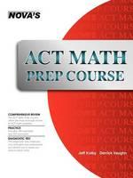 ACT Math Prep Course (Paperback)
