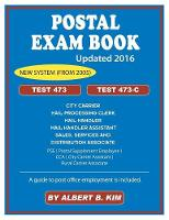 Postal Exam Book: For Test 473 and 473-C (Paperback)